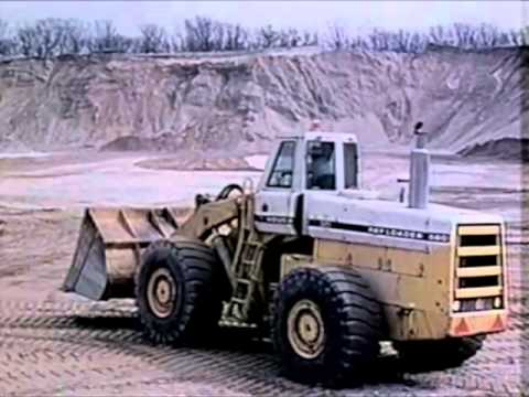 youtube how to drive a front end loader