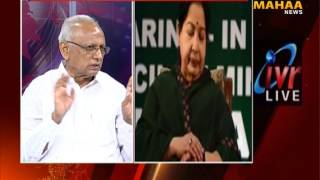 Editors Time with IVR : Jaya demise benefits Sasikala ?..