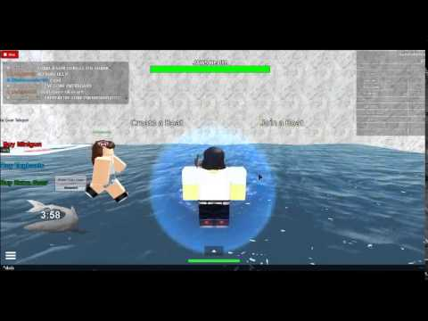Jaws:The Movie In Roblox Pt. 4 (Finale)