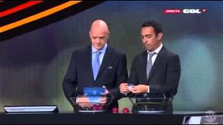 UEFA Europa League Draw- Group Stages 2014 2015