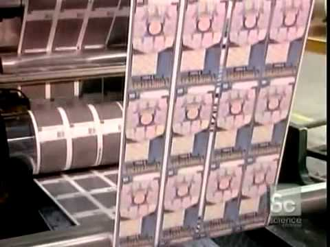 How It's Made, Lottery Tickets.