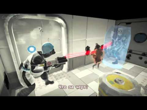 Трейлер игры WARP - Echo and Swap abilities