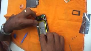Abrir E Trocar Bateria Do Iphone 3 Audio Em Português