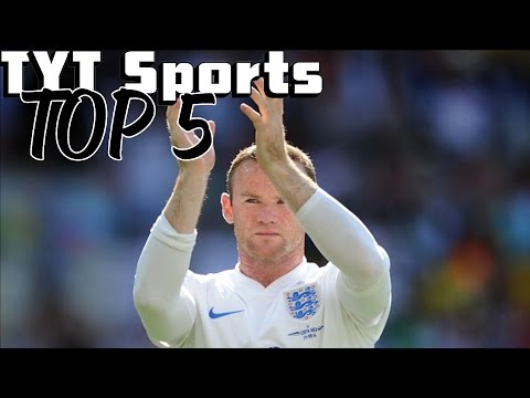 World Cup 2014 Top 5 Worst Players