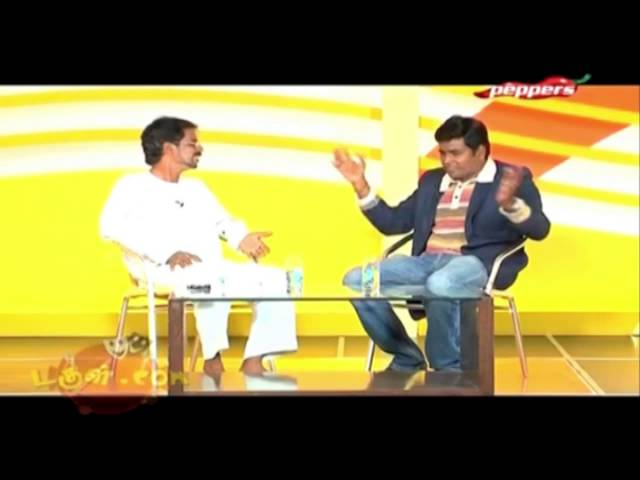 Interview Bloopers in Tamil TV Show.! Must Watch Comedy !!