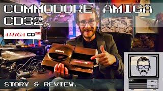AMIGA CD32 Story & Review; Inspections | Nostalgia Nerd
