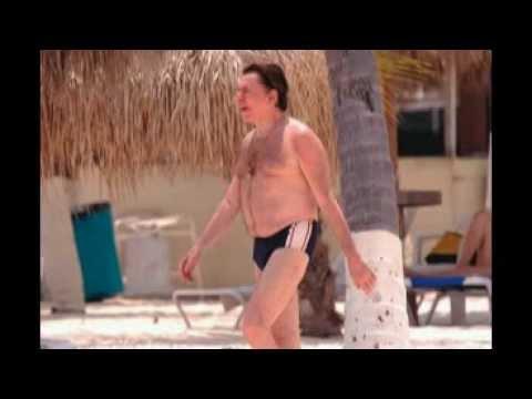 Silvio Santos é Flagrado Com  Helen Ganzarolli Na Praia-vídeo.mp4