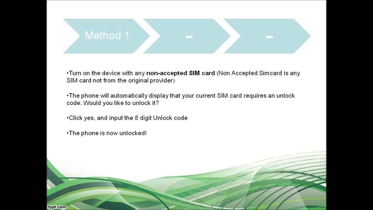 Samsung Sgh I677 Unlock Code