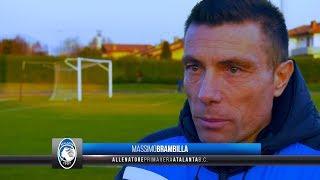 Primavera, Atalanta-Juventus 3-1: l'intervista a mister Brambilla