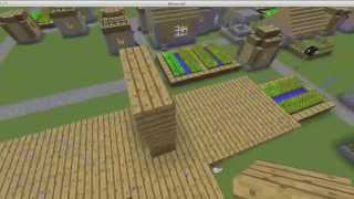 How To Build A Propeller Plane On Minecraft No Mods