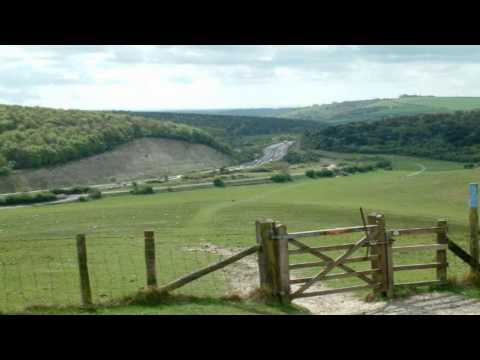 Queen Elizabeth Country Park Petersfield South East England