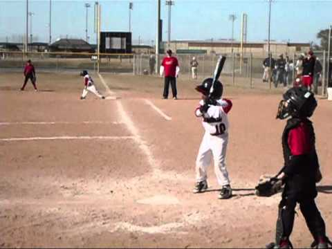 Best 7 year old baseball player(Jaden Hill), Thanks for all the comments: Good and bad!!!! 7U Texas tournament Champions, March 5-6 Mckinney, TX Frisco Cardinals Jaden Hill shows his talent and helps hi...
