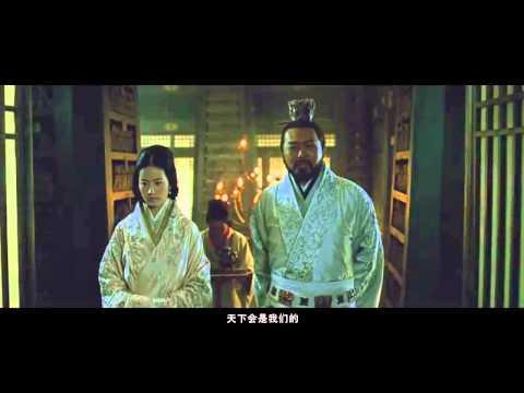 Cảnh nóng phim Đổng tước đài của Lưu diệc Phi