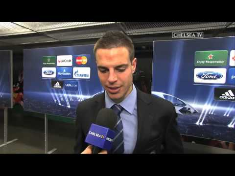 Reaction: Azpilicueta on Galatasaray
