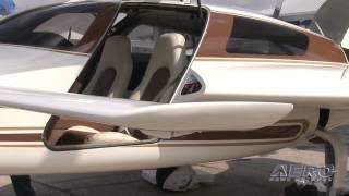 Aero-TV: Velocity's Spacy V-Twin - A 21st Century Multi-Engine Airplane