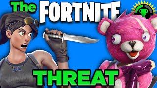Game Theory: Does Fortnite Make You VIOLENT? (Fortnite Battle Royale)