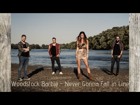Woodstock Barbie - Never Gonna Fall in Line