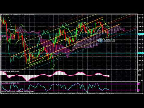 Gold Prices Forecast January 23, 2014: Technical Analysis