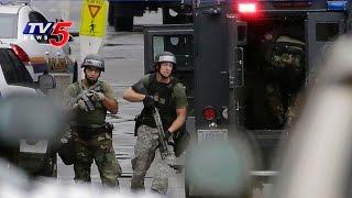 4 gunned down in Washington mall..