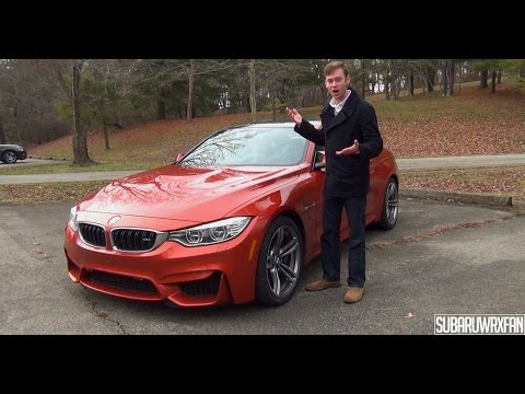 Review: 2015 BMW M4