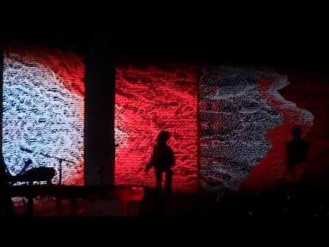 Nine Inch Nails NIN - Closer LIVE 2014 Soundgarden + NIN Tour Chicago