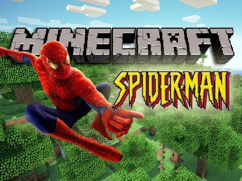 Minecraft SPIDER MAN Mod | Episode 908