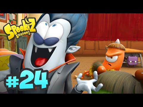 Spookiz 24 - M�dna prehliadka