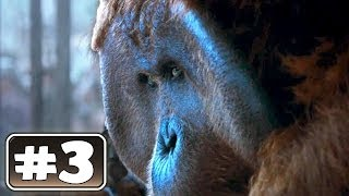 DAWN OF THE PLANET OF THE APES Trailer 3 [International