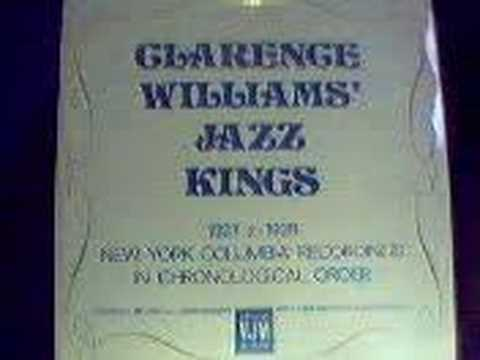 CLARENCE WILLIAMS JAZZ KINGS