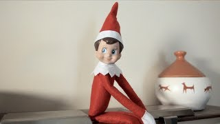 What Did Elf on a Shelf Do Now?
