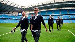 Manchester City-Juventus, la vigilia dei bianconeri - Bianconeri build-up