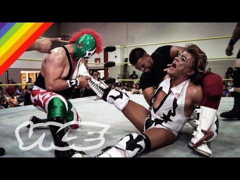 How a Gay Pro Wrestler Became Mexico's 'Liberace of Lucha Libre'