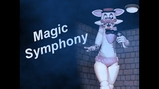 Quartet - Cindy, Rachel, Mangle And Fina Sing Magic Symphony (c-bool - Magic Symphony)