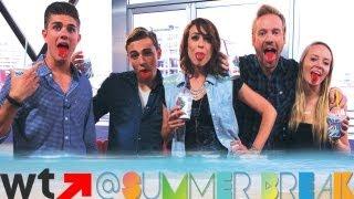 Summer Break Cast Explains Their Tweets & Answers Fan Questions