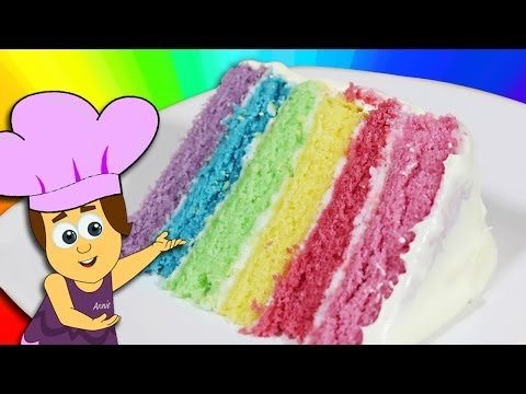 How To Make A Cake In
