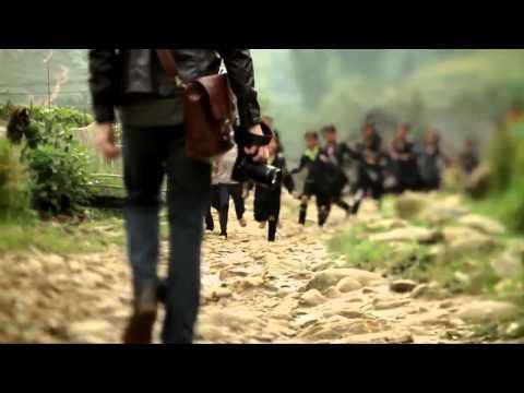 Quảng cáo của Canon tuyệt đẹp lấy bối cảnh ở Việt Nam