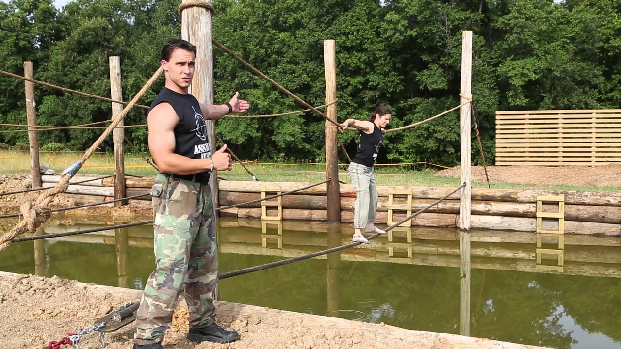 Tyrolean Traverse The Obstacle Course Racing Ocr