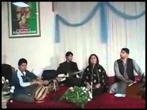 qamar Gula  pashto  afghan old songs