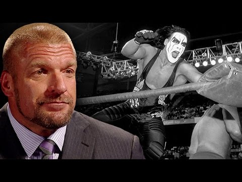 Triple H comments on Sting joining WWE