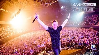 Hardwell - I AM HARDWELL United We Are 2015 Live at Ziggo Dome #UnitedWeAre