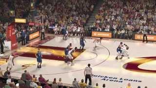 NBA 2k14(PS4) Kyrie Irving Mix