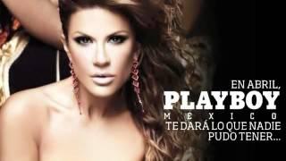Silvia Irabien La Chiva Playboy Mexico Abril 2012