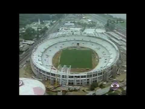 Obras da Copa do Mundo - Beira Rio