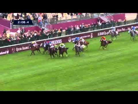 Vidéo de la course PMU QATAR ARABIAN WORLD CUP SPONSORISEE PAR QATAR PETROLEUM INTERNATIONAL