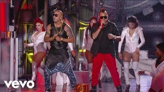 Wisin Baby Danger (En Vivo Premios Billboard 2014) Ft