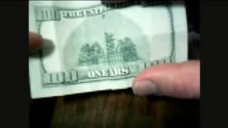 Hidden Message In Dollar Bill