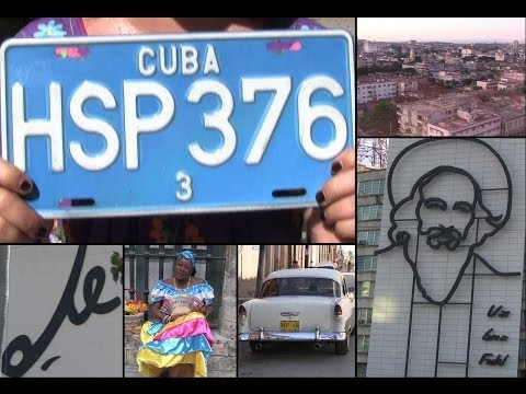 My Trip to CUBA - An American Citizen went to CUBA (Highlights VOL. 2)