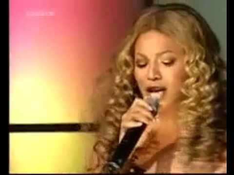 Beyonce Feat. Jay Z - Bonnie & Clyde Live On RTL Tv