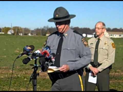 State police give details of wildlife conservation officer's shooting death
