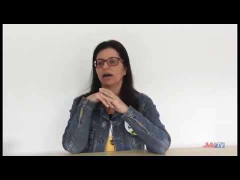 Candidata a prefeita de Doutor Pedrinho -  Simoni Mercia Mesch Nones